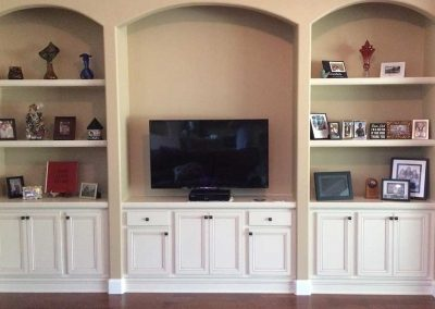 Custom Built Entertainment Center