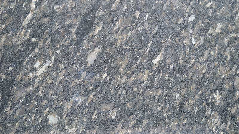 Steel Gray Granite Surface