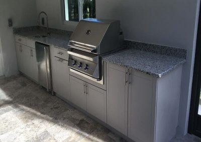 Zingaro Outdoor Kitchen